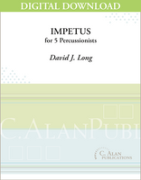Impetus - David J. Long [DIGITAL]