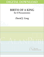 Birth of a King - David J. Long [DIGITAL]