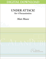Under Attack! - Matt Moore [DIGITAL SCORE]
