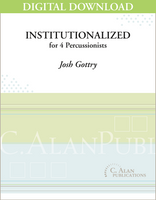 Institutionalized - Josh Gottry [DIGITAL]