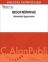 Boomerang - Amanda Sycamore [DIGITAL]