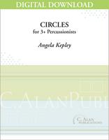 Circles (Bucket Ens 3+) - Angela Kepley [DIGITAL]