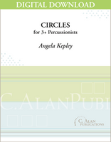 Circles (Bucket Ens 3+) - Angela Kepley [DIGITAL SCORE]