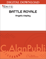 Battle Royale - Angela Kepley [DIGITAL]
