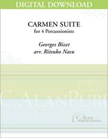 Carmen Suite (Bizet) - Ritsuko Nasu [DIGITAL]