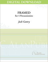 Framed - Josh Gottry [DIGITAL SCORE]