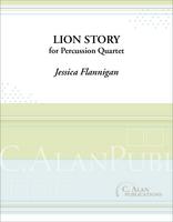 Lion Story (Perc Ens 4)