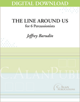 The Line Around Us - Jeffrey Barudin [DIGITAL SCORE]