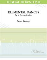 Elemental Dances - Lucas Garner [DIGITAL]
