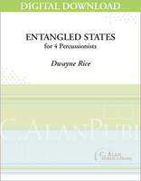 Entangled States - Dwayne Rice [DIGITAL SCORE]