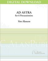 Ad Astra - Von Hansen [DIGITAL SCORE]