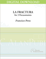 La Fractura - Francisco Perez [DIGITAL SCORE]