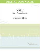 Nalu - Francisco Perez [DIGITAL SCORE]