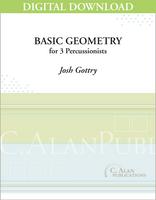 Basic Geometry - Josh Gottry [DIGITAL SCORE]