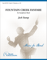 Fountain Creek Fanfare (Band Gr. 4)