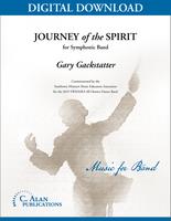 Journey of the Spirit - Gary Gackstatter [DIGITAL SCORE]