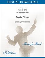 Rise Up - Brooke Pierson [DIGITAL SCORE]