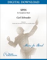 Spin - Carl Schroeder [DIGITAL SCORE]