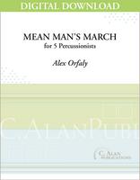 Mean Man's March - Alex Orfaly [DIGITAL]