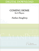 Coming Home - Nathan Daughtrey [DIGITAL]