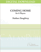 Coming Home - Nathan Daughtrey [DIGITAL SCORE]