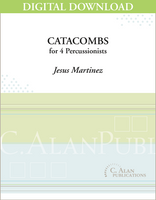 Catacombs - Jesus Martinez [DIGITAL SCORE]