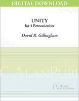 Unity - David R. Gillingham [DIGITAL SCORE]