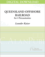 Queensland Offshore Railroad - Leander Kaiser [DIGITAL SCORE]