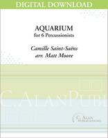 Aquarium (Saint-Saëns) - Matt Moore [DIGITAL]