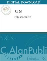 Rise - Pete Zambito [DIGITAL SCORE]