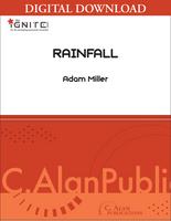 Rainfall - Adam Miller [DIGITAL]