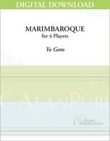 Marimbaroque - Yo Goto [DIGITAL]