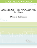 Angels of the Apocalypse - David R. Gillingham [DIGITAL SCORE]