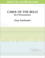 Carol of the Bells - Gary Gackstatter [DIGITAL]