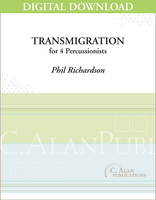 Transmigration - Phil Richardson [DIGITAL]