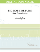 Big Bob's Return - Alex Orfaly [DIGITAL SCORE]