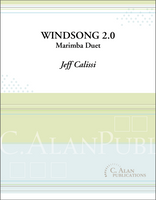 Windsong 2.0 (Marimba Duet)