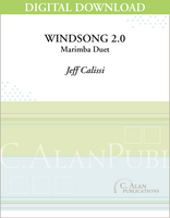 Windsong 2.0 - Jeff Calissi [DIGITAL]