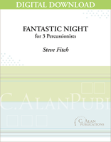 Fantastic Night - Steve Fitch [DIGITAL]