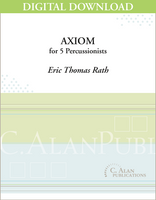 Axiom - Eric Rath [DIGITAL SCORE]