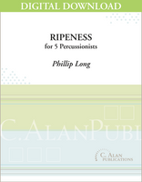 Ripeness - Phillip Long [DIGITAL]
