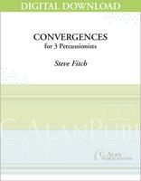 Convergences - Steve Fitch [DIGITAL SCORE]