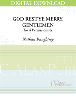 God Rest Ye Merry, Gentlemen - Nathan Daughtrey [DIGITAL]