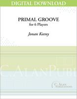 Primal Groove - Jonan Keeny [DIGITAL SCORE]