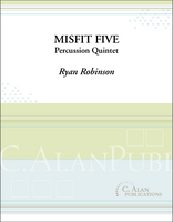 Misfit Five (Percussion Quintet)