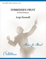 Forbidden Fruit (Band Gr. 4)