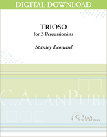Trioso - Stanley Leonard [DIGITAL SCORE]