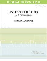 Unleash the Fury - Nathan Daughtrey [DIGITAL SCORE]