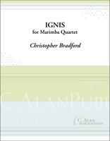 Ignis (Marimba Quartet)