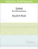 Tapas - Elyzabeth Meade [DIGITAL SCORE]